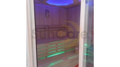 sauna-tavani